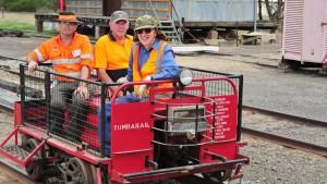 Tumba Rail at Ladysmith Railway Station @ Ladysmith Railway Station | Ladysmith | New South Wales | Australia